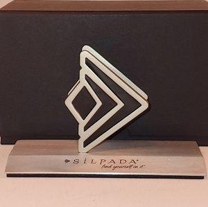 🆕 Silpada Aluminium Business Cardholder NIB